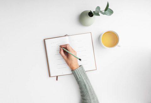 Dagboek maken