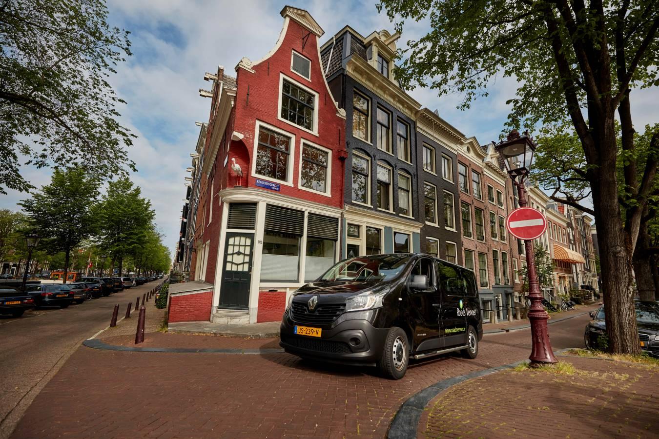 vervoerservice amsterdam